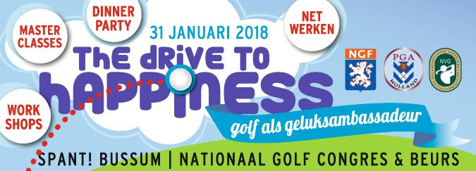 Nationaal Golf Congres – keynote & workshop